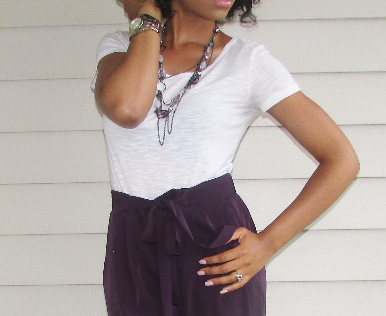Life Update + My Favorite Purple Pants