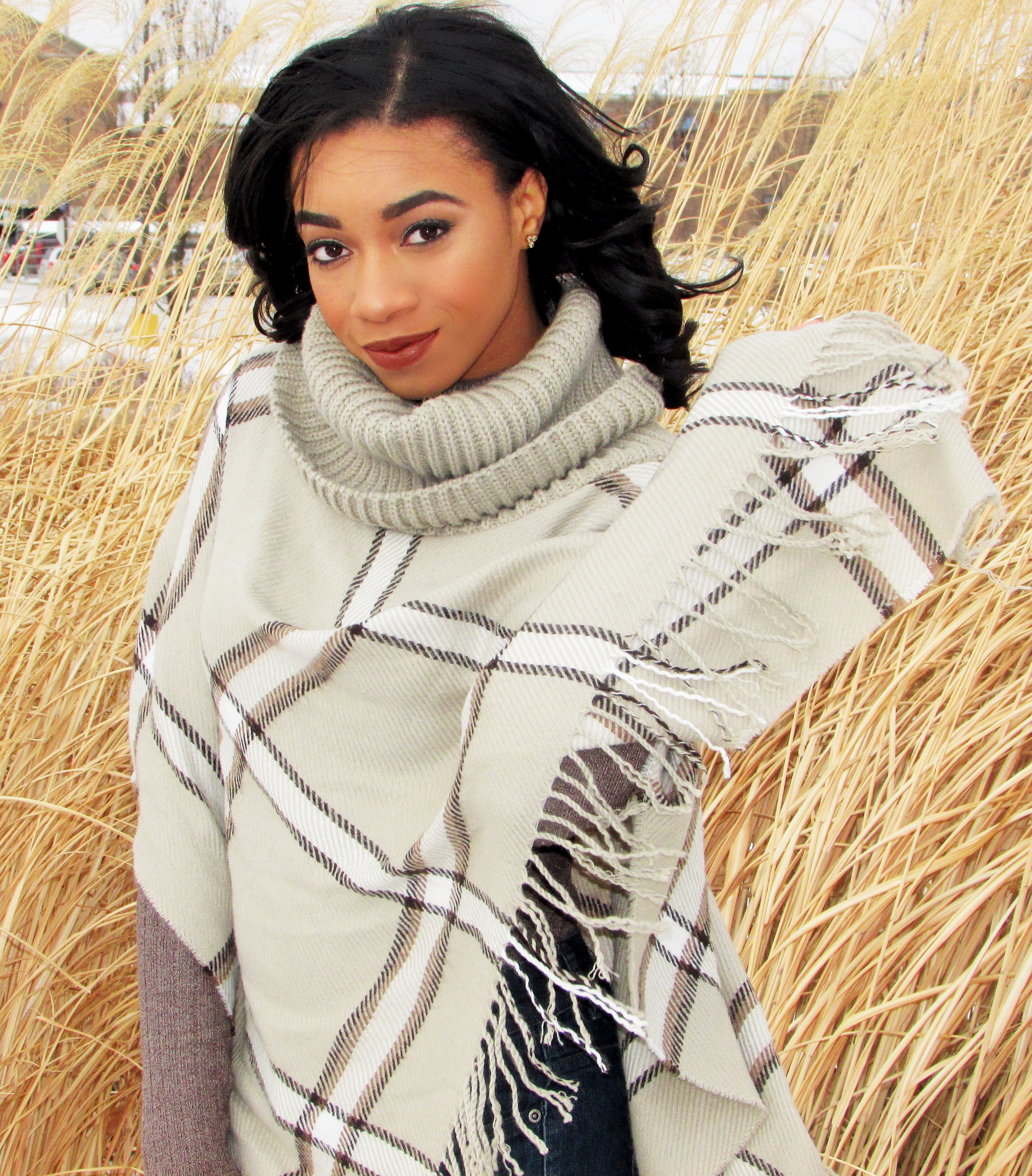 Fabulous Winter Poncho