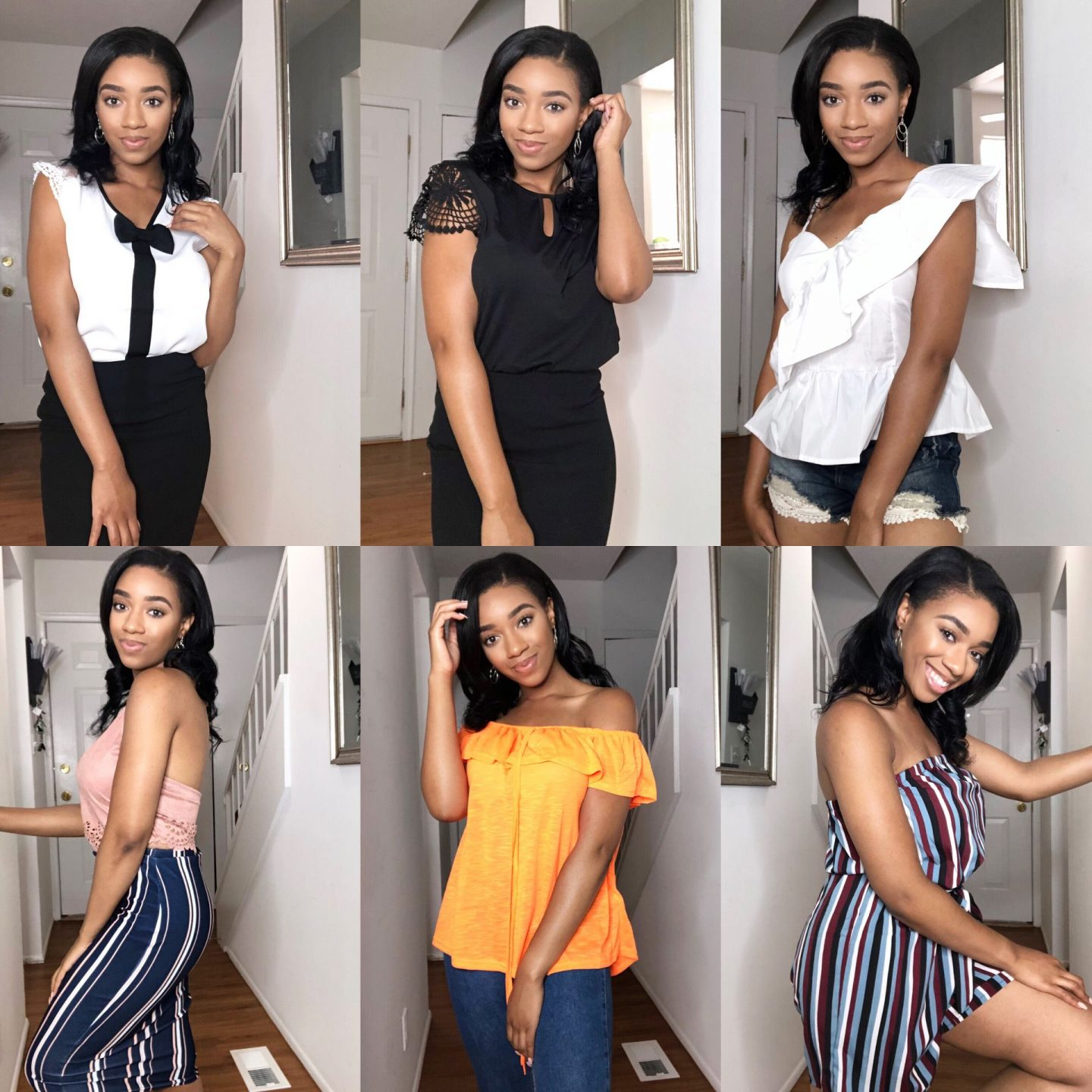 End of Summer Work & Play Try-On Haul