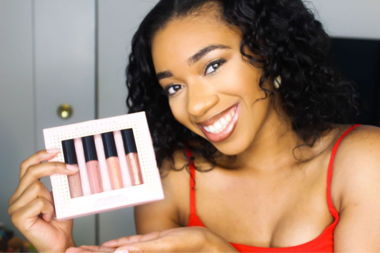 Anastasia Beverly Hills Lip Gloss Set Review