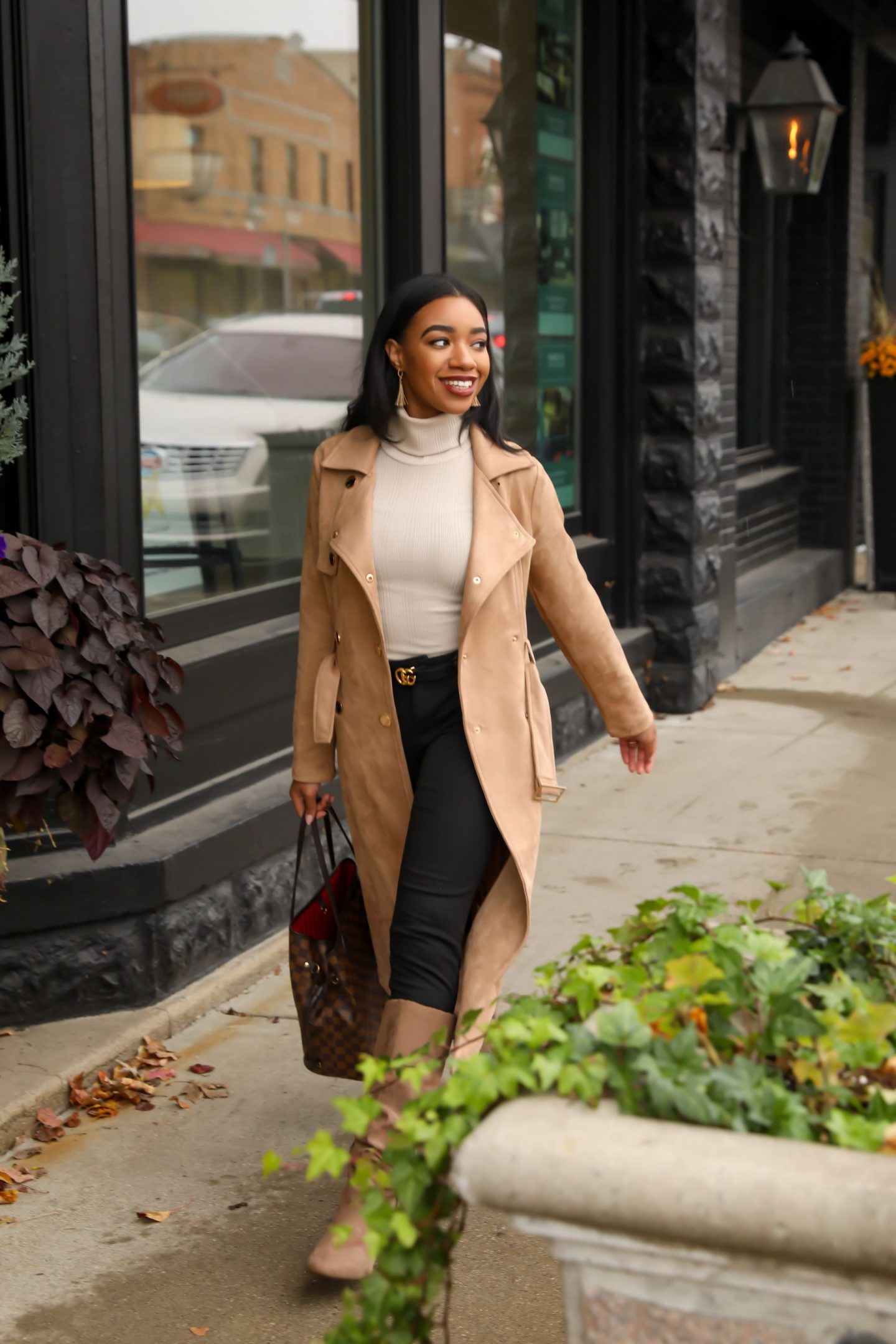 The Perfect & Affordable Trench Coat for Women