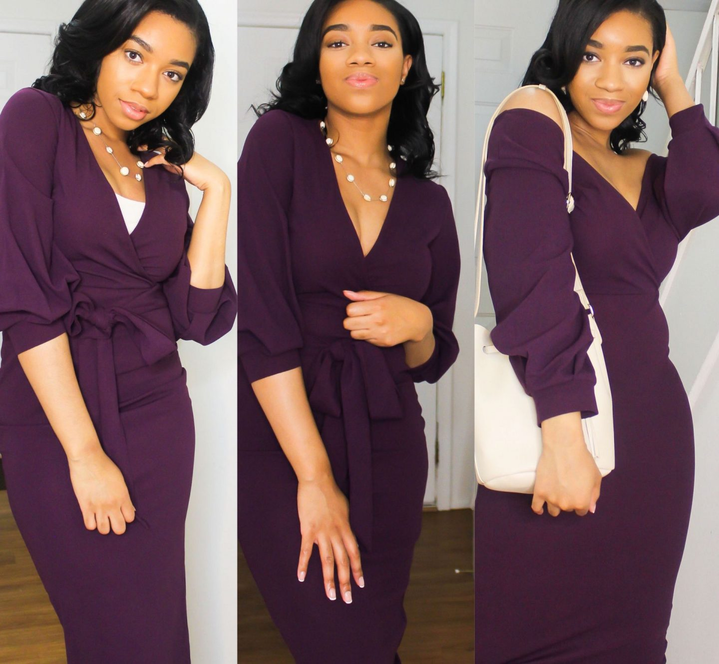 How to Style 1 Dress 3 Different Ways