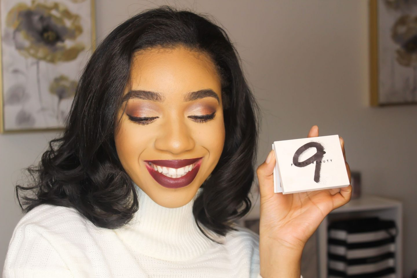 Fenty Wine 9 Snap Shadow Review